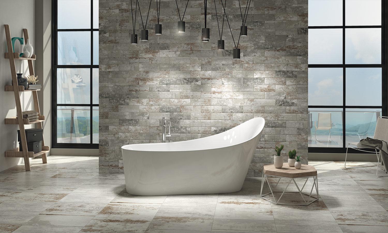 Carrelage salle de bain zen - Idée de maison et déco