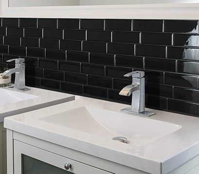 Carrelage adhésif salle de bain smart tiles