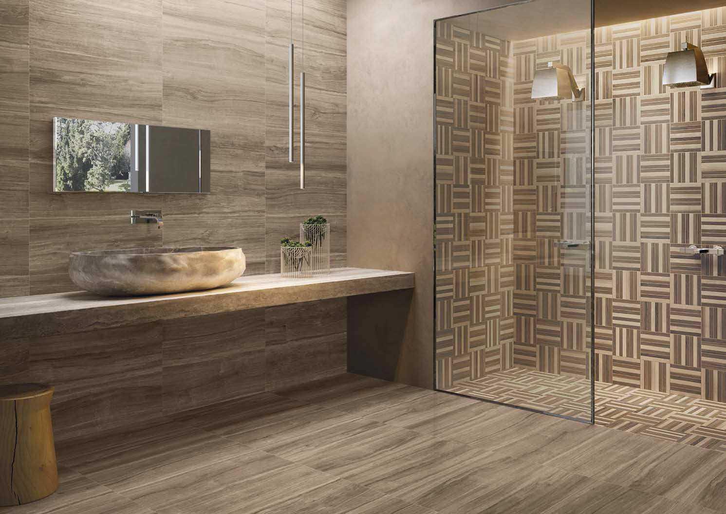 Carrelage salle de bain luxe - Idée de maison et déco