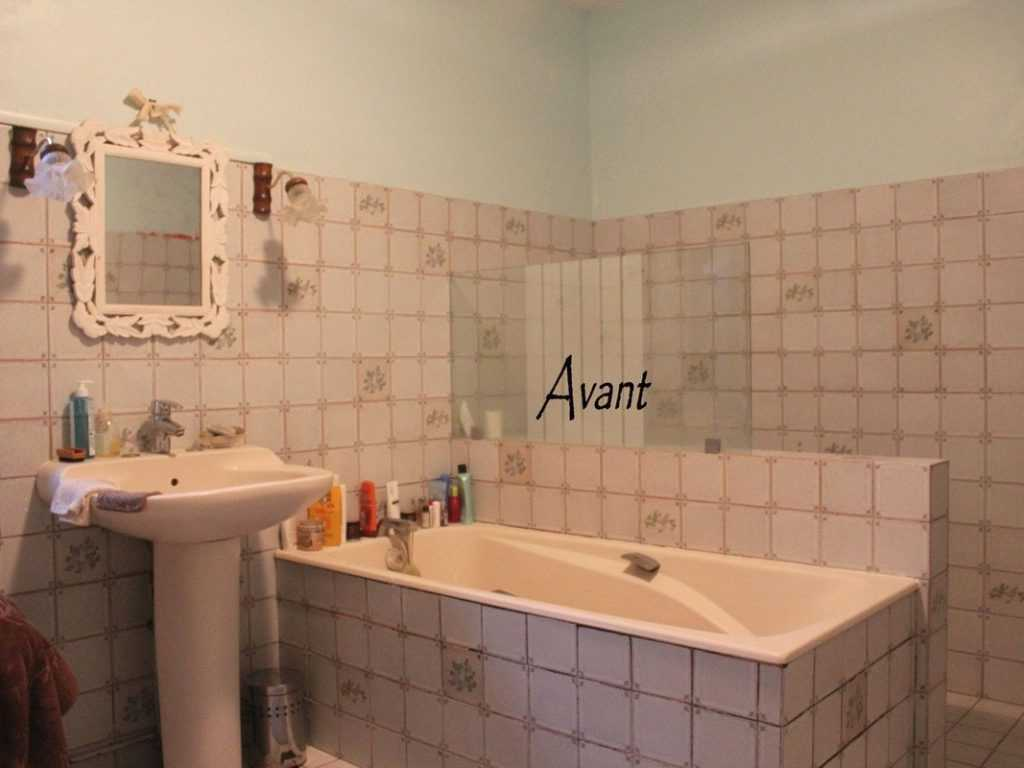 Carrelage salle de bain pas cher - Idée de maison et déco