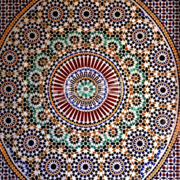 Carrelage marocain