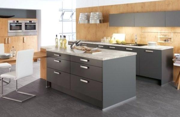 carrelage cuisine gris anthracite id e de maison et d co. Black Bedroom Furniture Sets. Home Design Ideas