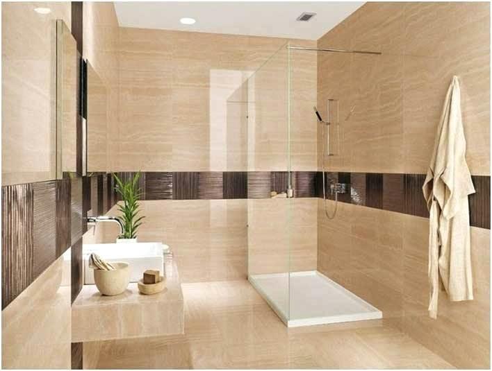Carrelage salle de bain photo id e de maison et d co - Salle de bains beige ...
