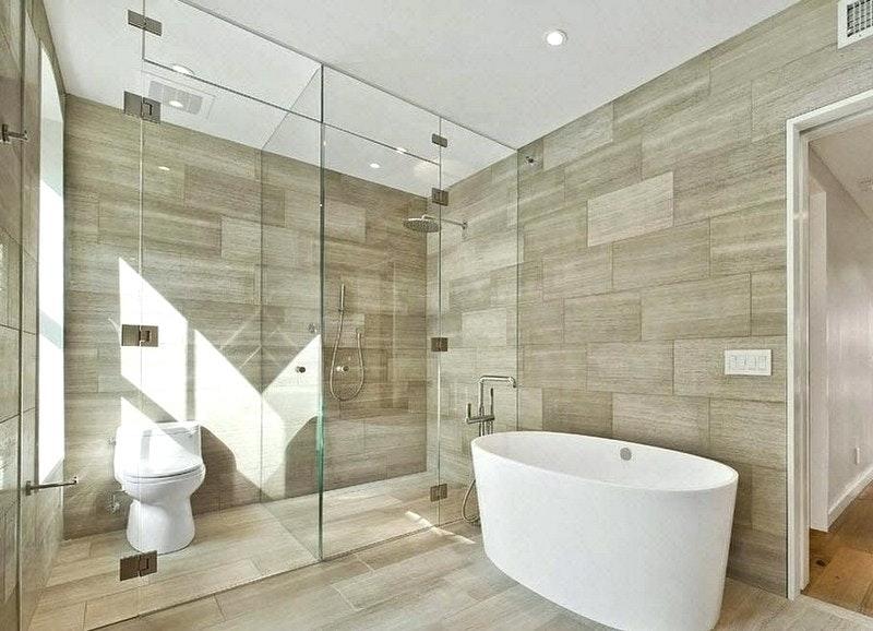 Carrelage salle de bain facile à poser - Idée de maison et déco