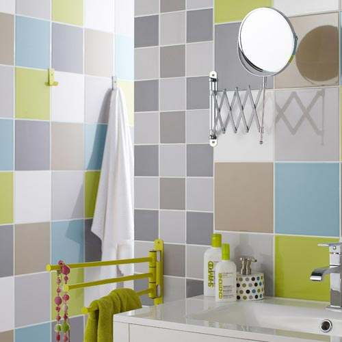 Carrelage salle de bain 15 x 15