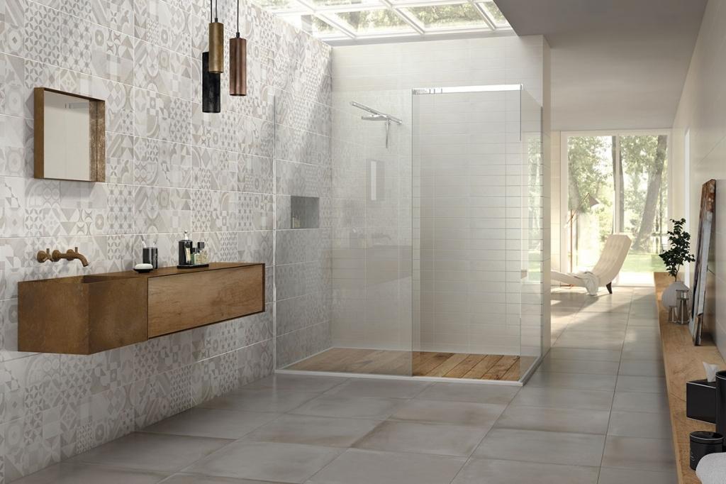 Carrelage salle de bain kursal