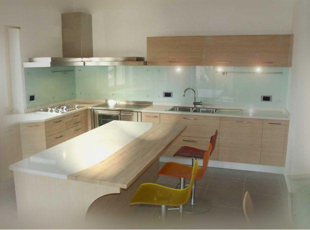 Carrelage cuisine vert d\'eau - Idée de maison et déco