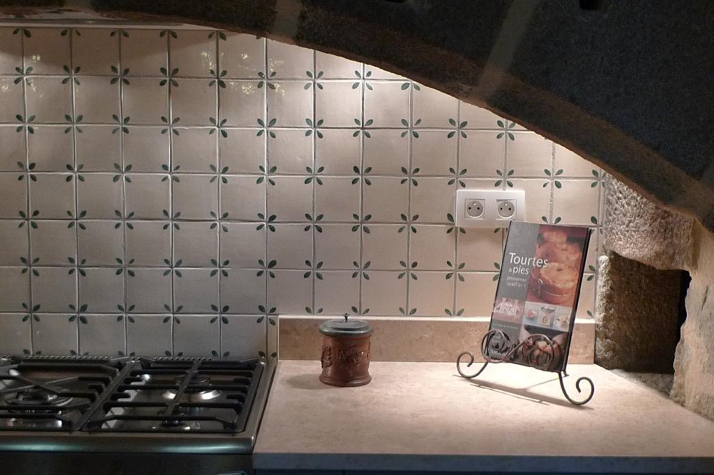 Carrelage mural cuisine 10 x 10
