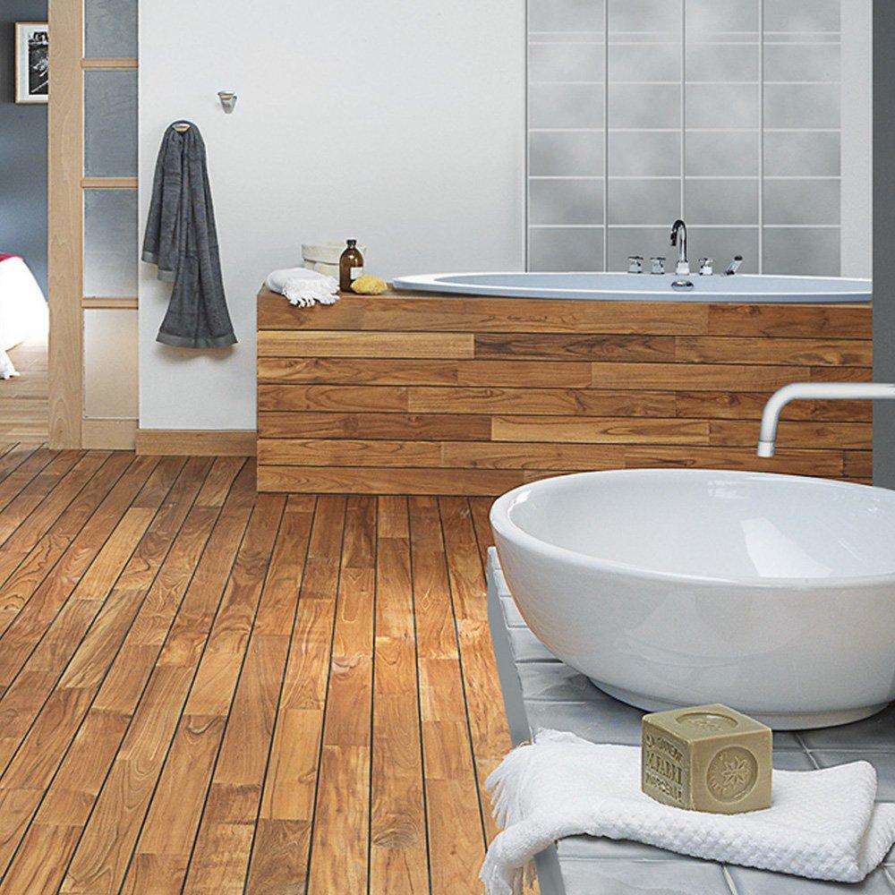 Carrelage salle de bain glissant