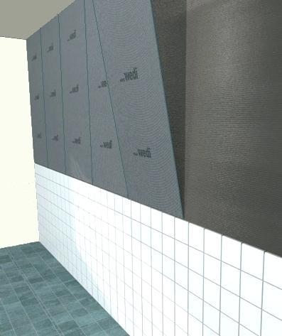 Carrelage salle de bain epaisseur id e de maison et d co - Plaque pour recouvrir carrelage salle de bain ...