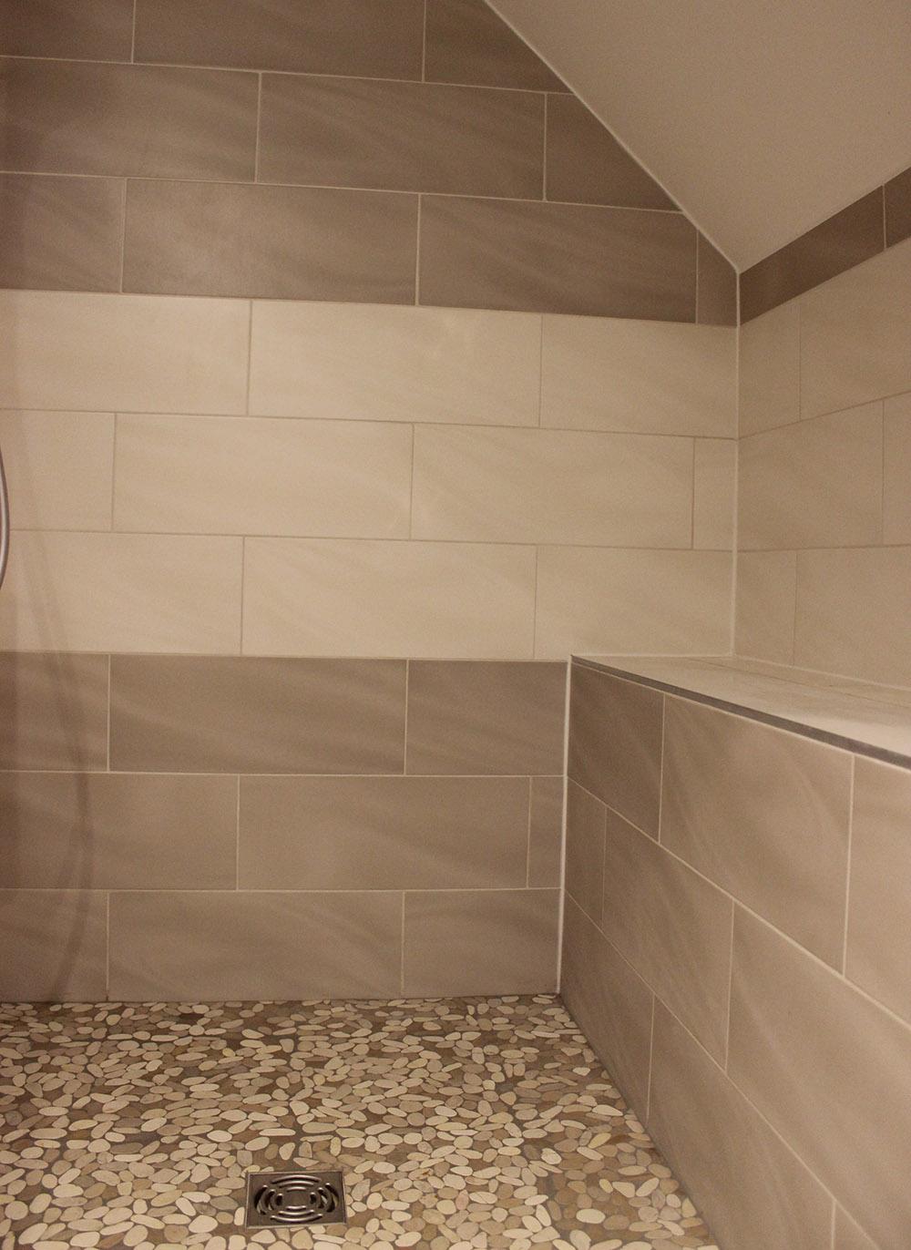 carrelage salle de bain ton pierre id e de maison et d co. Black Bedroom Furniture Sets. Home Design Ideas