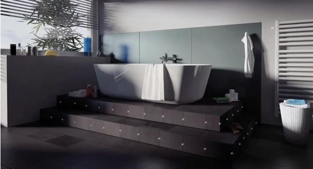Kit led pour carrelage salle de bain