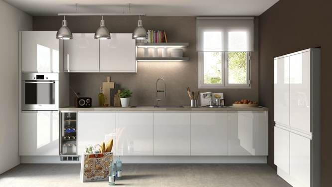 Ikea meuble de cuisine blanc - Idée de maison et déco