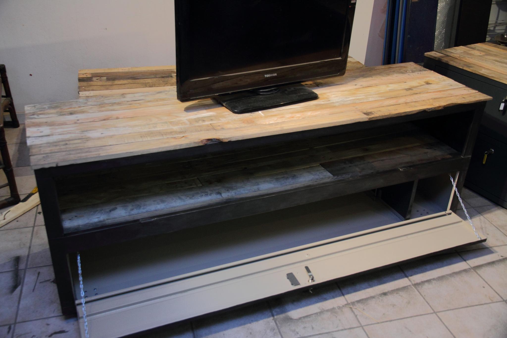 Customiser un meuble tv