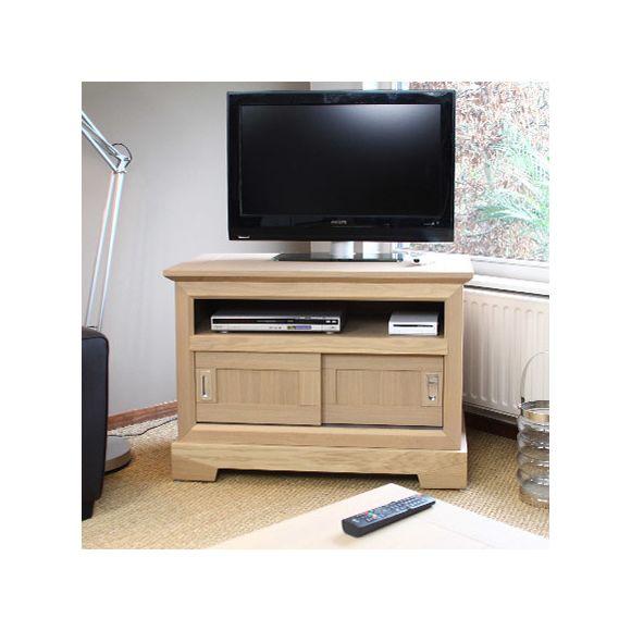 Meuble tv 90 cm bois