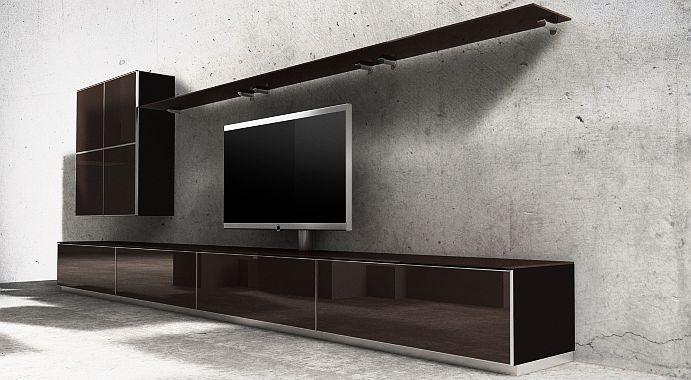 design intemporel ab6fa 1a329 Meuble tv haut de gamme - Idée de maison et déco