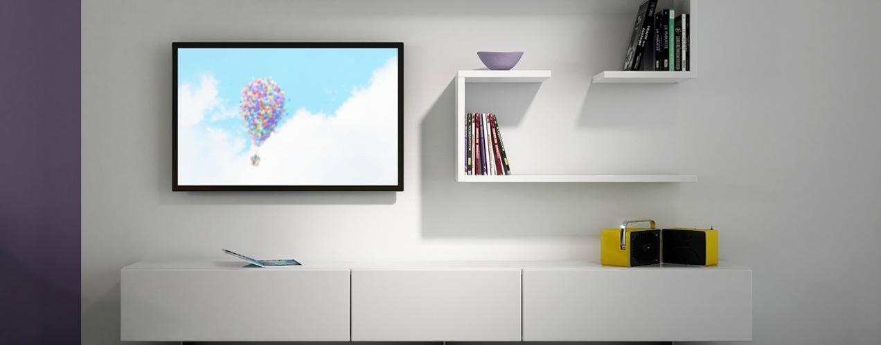 Meuble tv banc design