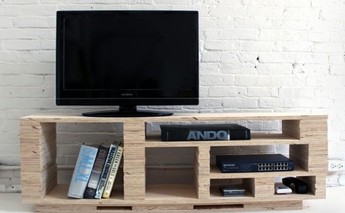 Comment fabriquer meuble tv