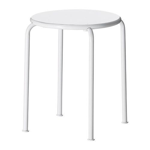 tabouret ikea blanc id e de maison et d co. Black Bedroom Furniture Sets. Home Design Ideas