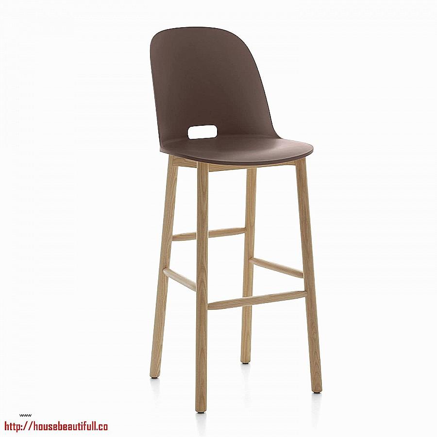 Chaise bar fixe