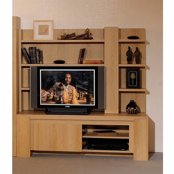 Meuble etagere tv