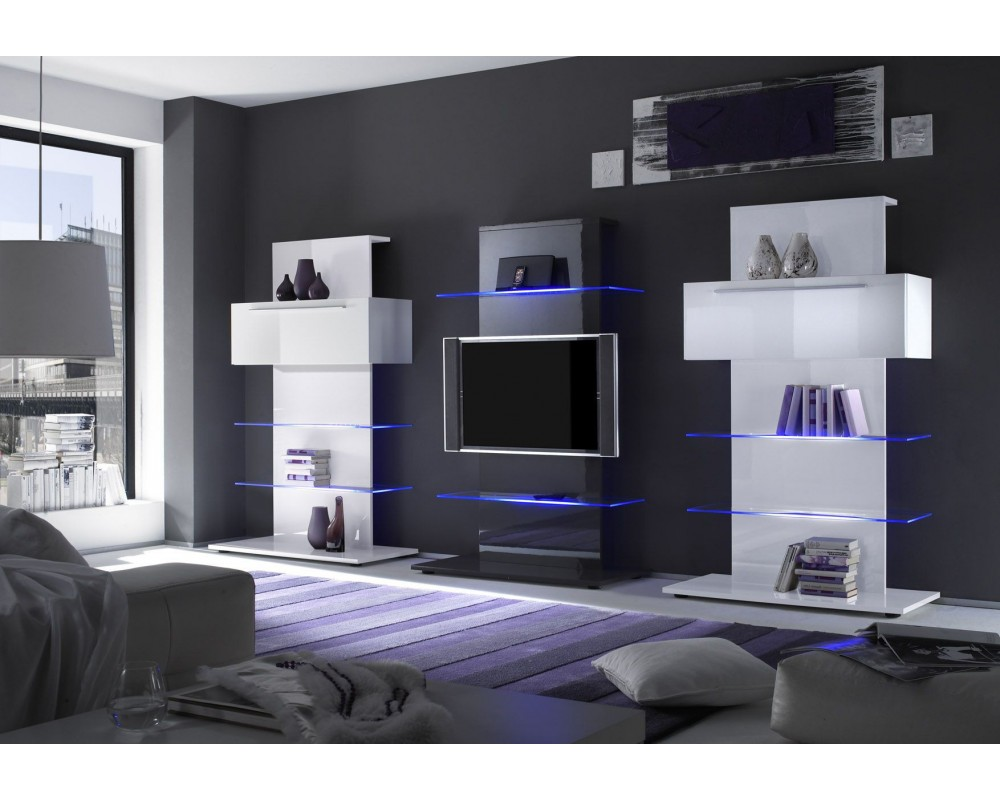 Meuble etagere tv design