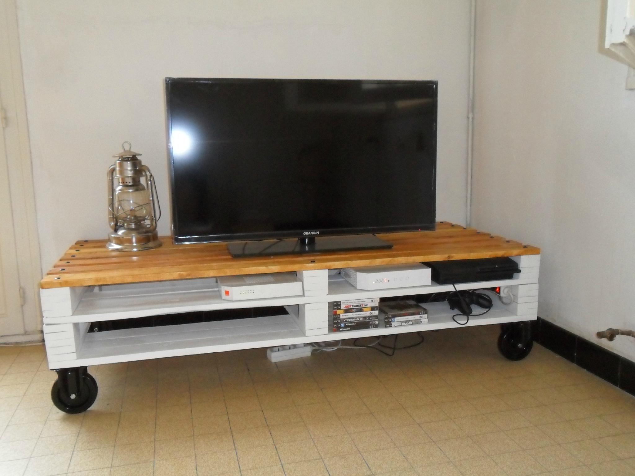 Meuble e tv