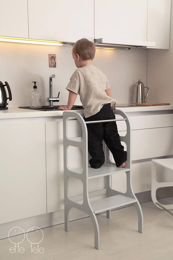 Tabouret Montessori Idée De Maison Et Déco