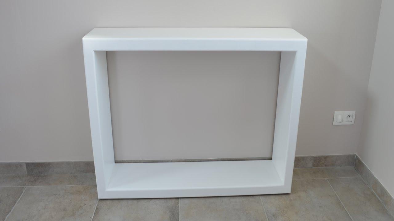 Meuble console pour tv
