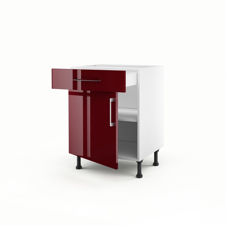 Meuble de cuisine largeur 65 cm id e de maison et d co - Meuble cuisine largeur 45 cm ...