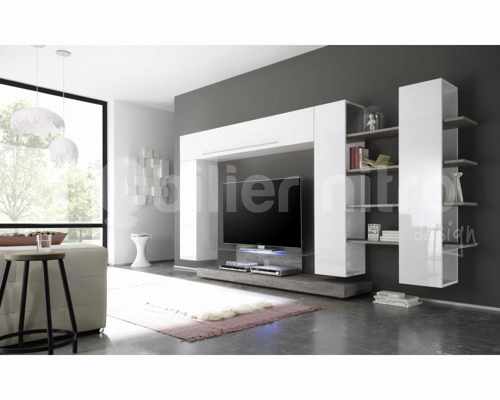 Salon meuble tv