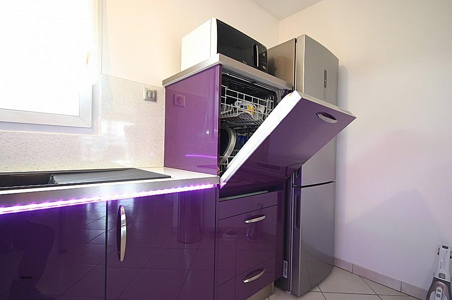 Meuble de cuisine lave vaisselle