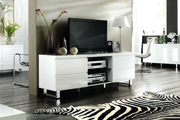 meuble tv h 80 cm id e de maison et d co. Black Bedroom Furniture Sets. Home Design Ideas