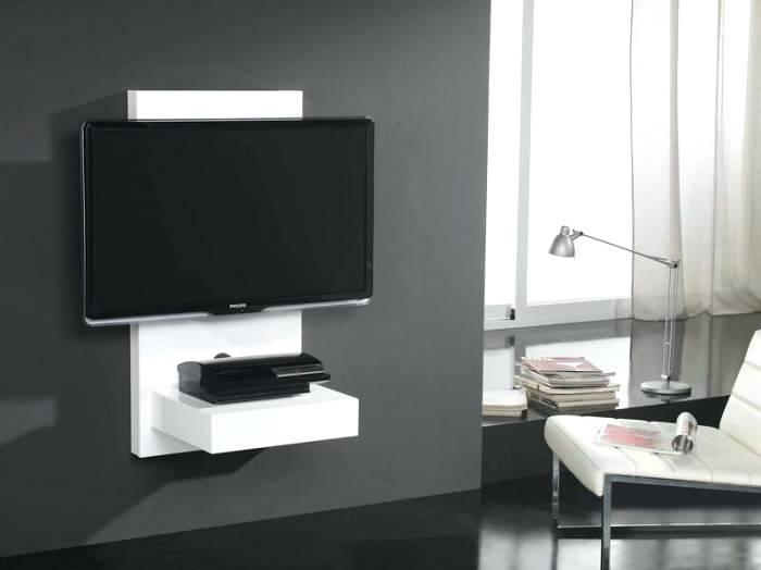meuble tv qui cache les fils