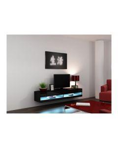 Meuble tv à accrocher au mur