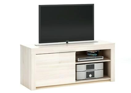 meuble tv design 120 cm id e de maison et d co. Black Bedroom Furniture Sets. Home Design Ideas