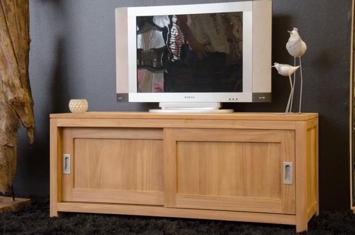 Meuble tv en 120 cm