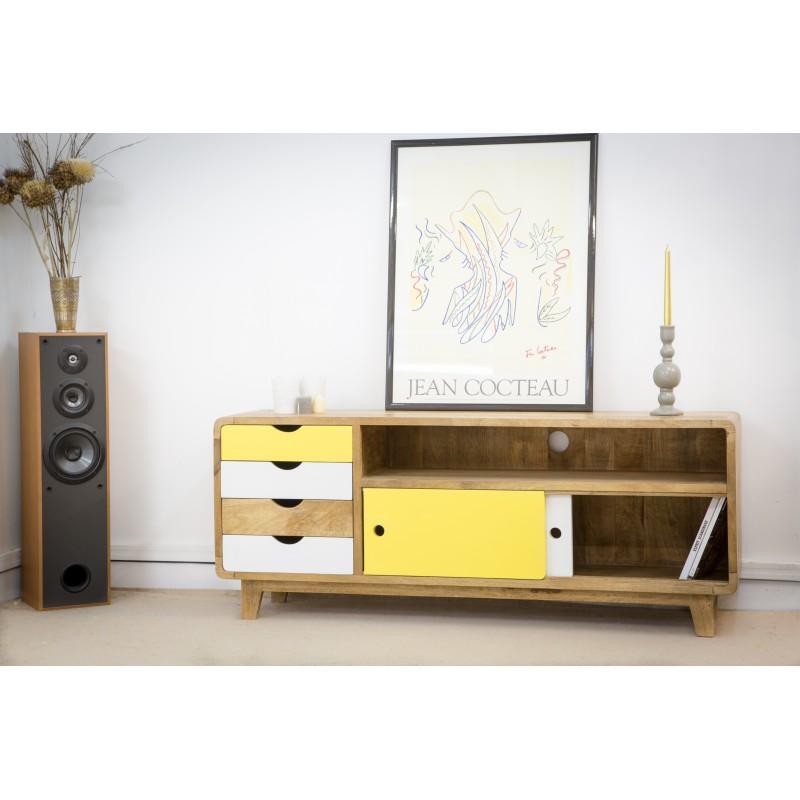 Ikea Meuble Tv Scandinave Idée De Maison Et Déco