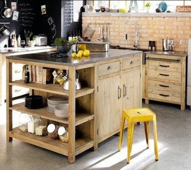 Fabriquer c'est meuble de cuisine