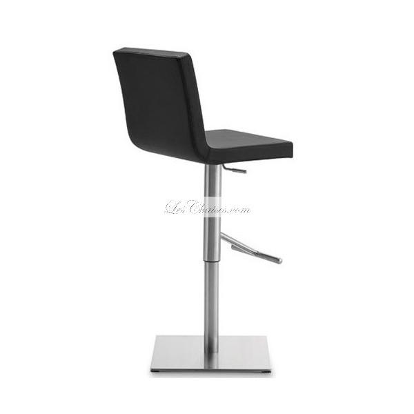 Chaise de bar ajustable