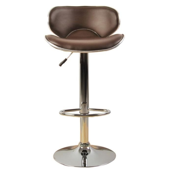 Tabouret bar marron