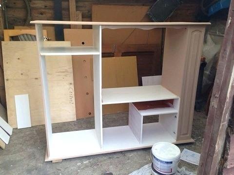 Comment transformer un meuble tv id e de maison et d co Transformer meuble tv