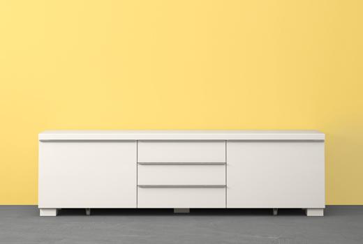 Meuble Tv Vintage Ikea Idee De Maison Et Deco