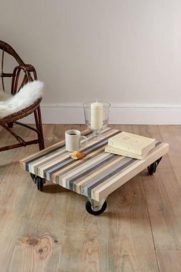 Comment fabriquer une table basse pas cher