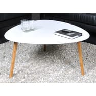 Table basse forme galet pas cher