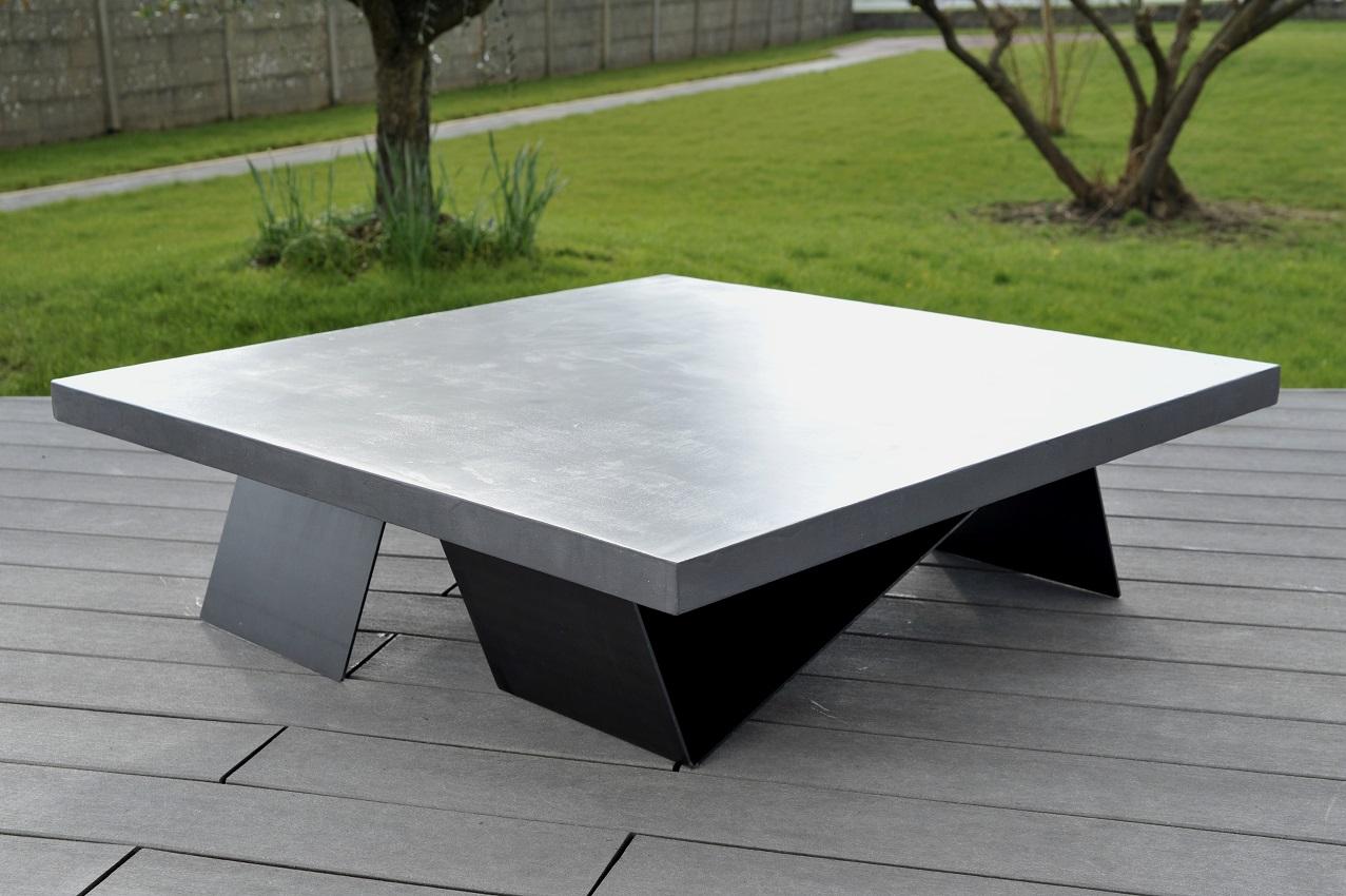 Construire une table basse pas cher