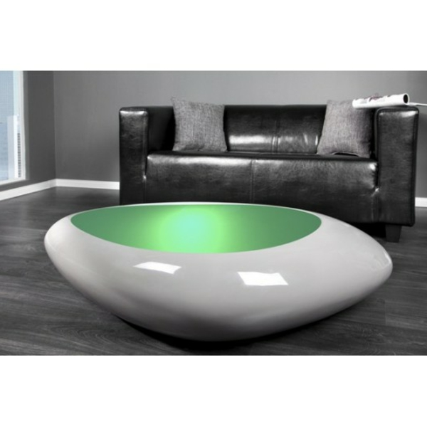 Table basse galet pas cher