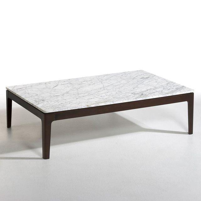 Table basse marbre poliform
