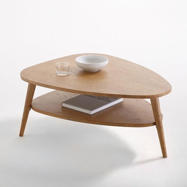 Table basse vintage ronde