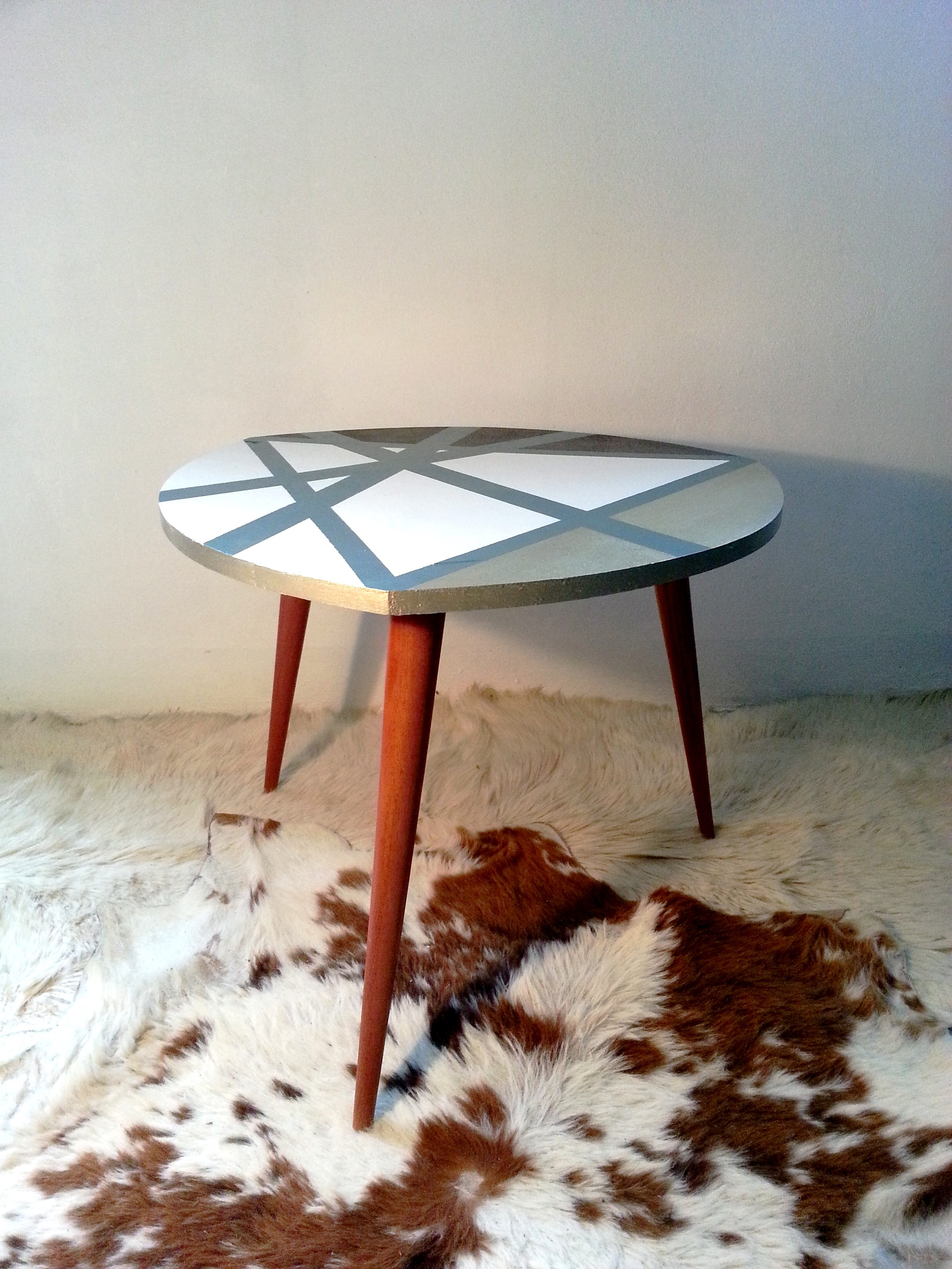 Table basse retrofurnish